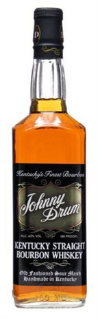 Johnny Drum Bourbon Black Label